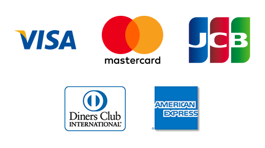 visa jcb dineers club Master card american express