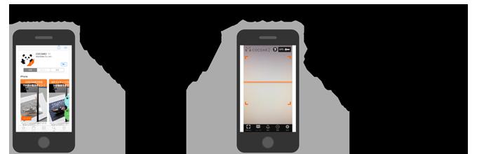 AR アプリ COCOAR2 ダウンロード